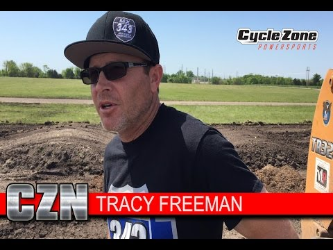 Tracy Freeman Interview