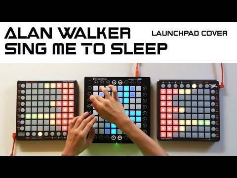 Alan Walker - Sing Me To Sleep (Instrumental Launchpad Cover) ;D