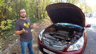 Subaru Outback 2011 - Б/В тест з Олексієм via ATDrive