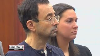 Pt. 4: Elizabeth Smart Interviews Larry Nassar Survivors - Crime Watch Daily with Chris Hansen