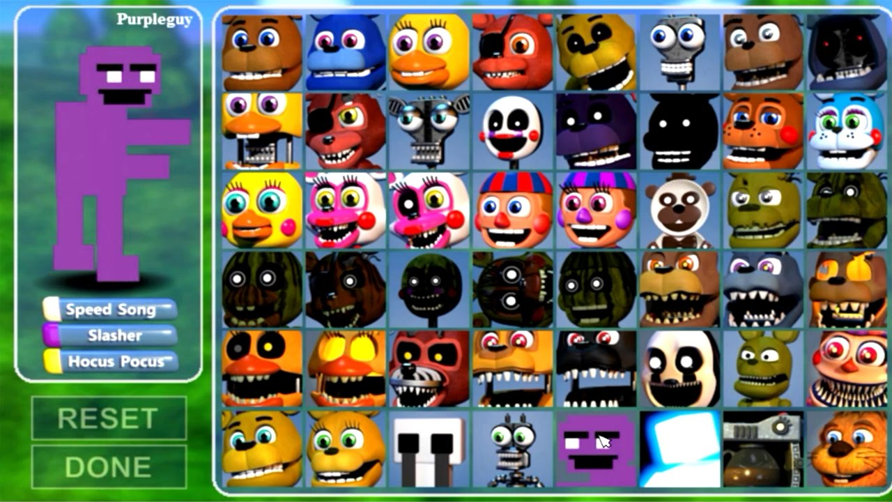Five Nights at Freddy's - Free online games at Agame.com