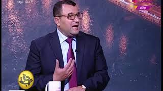 شاهد رسائل نائب مدير المخابرات الحربية السابق للنائب محمد أبو حامد
