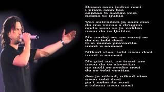 Aca Lukas - Umri u samoci - (Audio 2003)