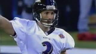 2001 Super Bowl Baltimore vs N Y  Giants