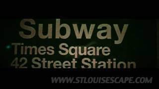Subway Escape Room - High Tech Escape Room