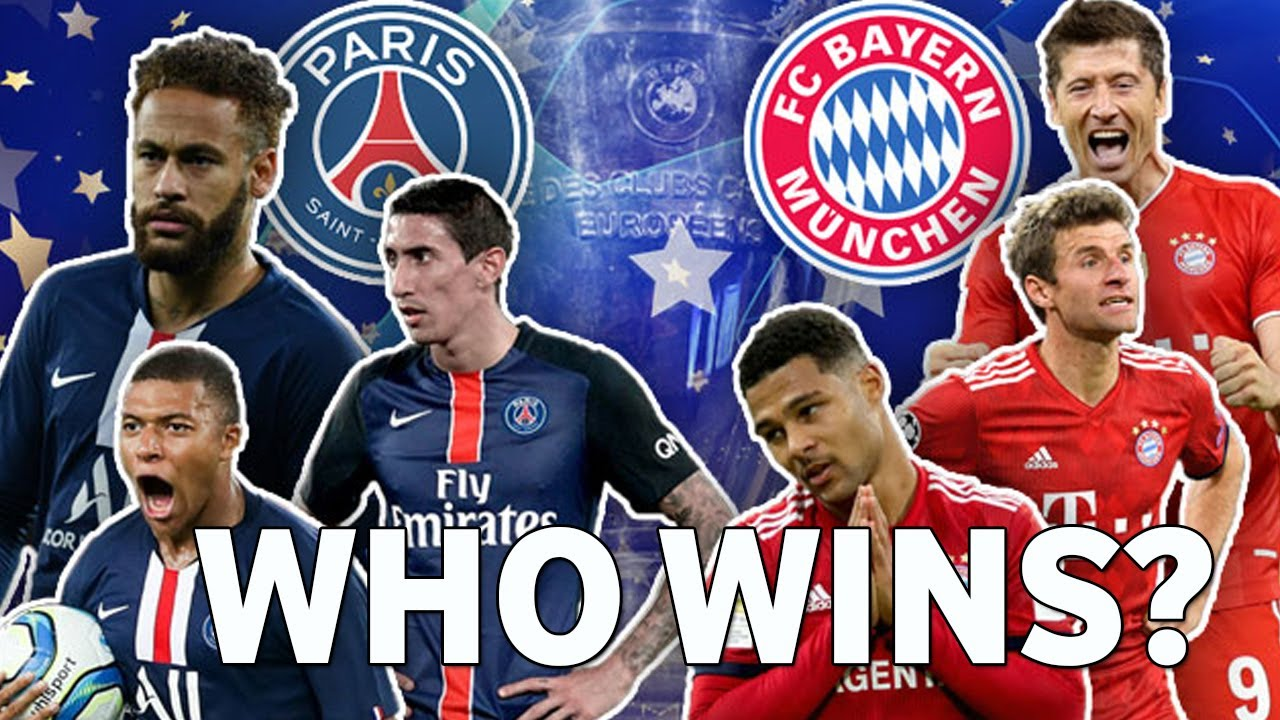 UCL FINAL 2020: PSG VS BAYERN MUNICH | WHO WINS IT? | PREVIEW AND PREDICTION