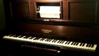 1928 Themola London Pianola - Tennessee Waltz #2