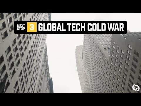 Top Risks 2018: Risk 3 - Global Tech Cold War