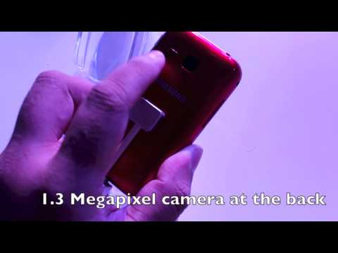 Samsung REX 60 Hands-on