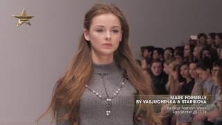 MARK FORMELLE BY VASJUCHENKA & STARIKOVA Belarus Fashion Week Fall/Winter 2017-18