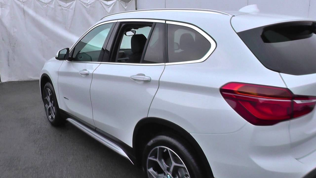 bmw x1 sdrive 18d xline 5dr u15645 youtube. Black Bedroom Furniture Sets. Home Design Ideas