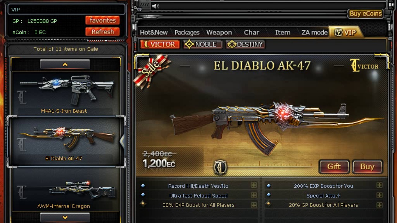 Image result for CrossFire weapon sales