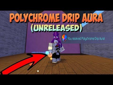SB2: POLYCHROME DRIP AURA (UNRELEASED AURA) - YouTube