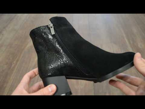 Женские замшевые осенние ботинки ARI ANDANO