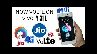 VIVO Y31L - firmware VOLTE UPDATE