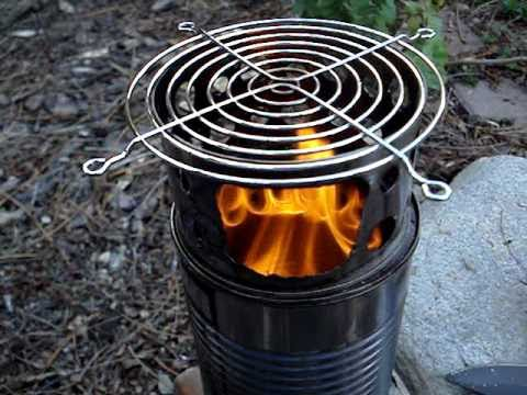 - MsSpy's Wood Gas Stove - YouTube