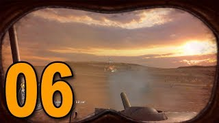Call of Duty 2 - Part 6 - DRIVING A TANK!