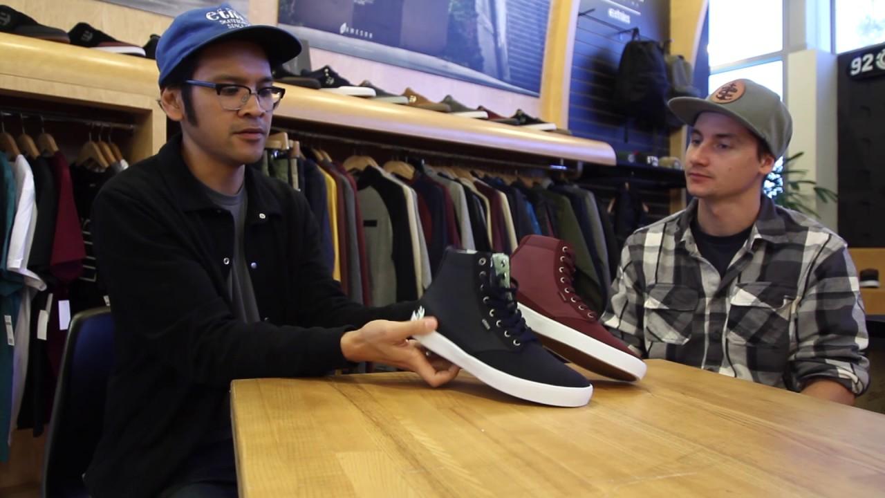 Etnies Jameson HT Skate Shoe Review