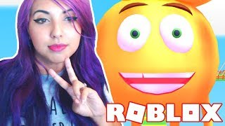 The Emoji Movie Obby In Roblox!