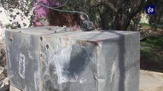 انقطاع المياه عن كفر رحتا رغم وجود بئر ارتوازية في القرية - (10-5-2018)