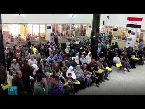آلاف العراقيين يتوافدون إلى مديرية نينوى بالموصل للحصول على وثائق رسمية  - نشر قبل 2 ساعة