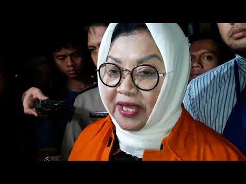 Ditahan KPK, Ini Pernyataan Bupati Subang Imas Aryumningsih