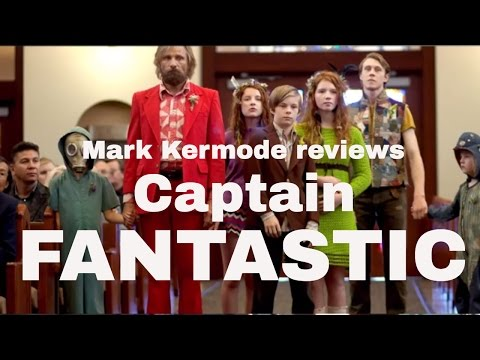 Captain Fantastic reviewed by Mark Kermode