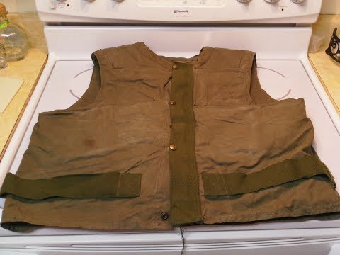 M-1951 US Military Flak Vest, Dutch?