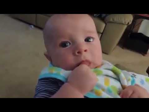 Funny babies are the hardest try not to laugh challenge Super funny baby compilation part