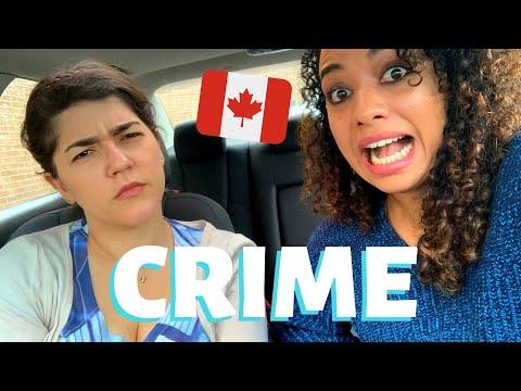 AS CIDADES MAIS PERIGOSAS DO CANADÁ | Vida No Canadá | Fer & Van