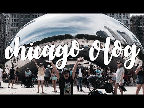 chicago vlog || marieska luzada