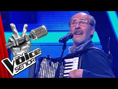 Gregor Meyle - Hier spricht dein Herz (Christian Herden) | The Voice Senior | Audition | SAT.1