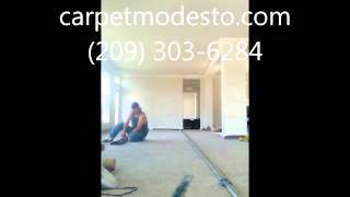 Best Carpet Installation Video EVER!