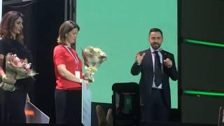 Смотреть видео Выступление Генриха Эрдмана на Бизнес дне в Москве 13 апреля 2019г онлайн