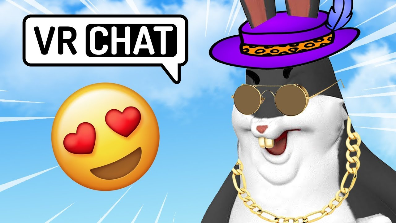 Big Chungus Gets A Girlfriend Vrchat Funny Moments Compilation