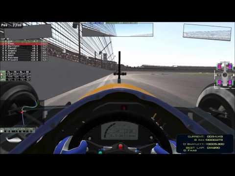Rfactor 2: F1 1991, Gp of USA