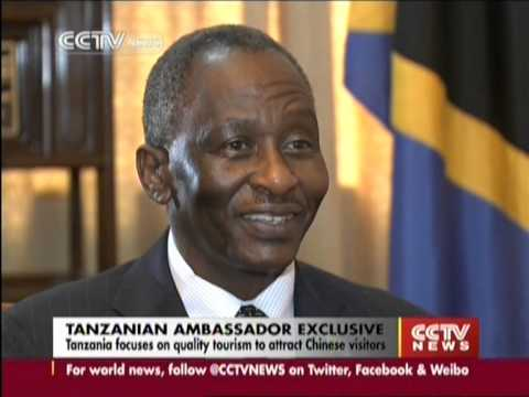 Exclusive interview with Tanzanian ambassador to China