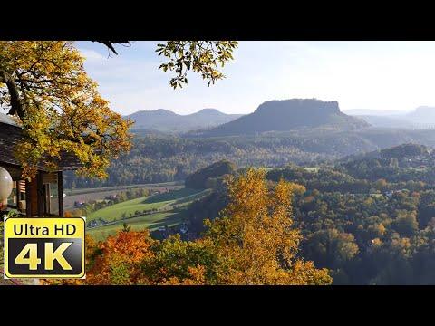 Sächsische Schweiz  - amazing 4k video ultra hd