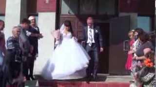 Регистрация молодоженов Матвей и Олеся, Свадьба в Новосибирске, Ленинский ЗАГС, отзыв