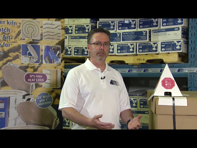 2: Tucker's Kilns keramikugnar – Packa upp ugnen