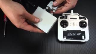 Установка и настройка системы FPV на модель Skycap