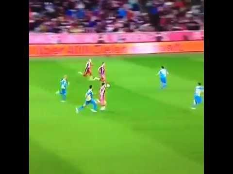 Robert Lewandowski Goal v/s Koln