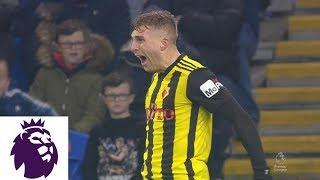 Gerard Deulofeu scores on breakaway for Watford against Cardiff City | Premier League | NBC Sports