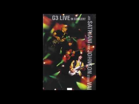 G3 Live in Concert - Joe Satriani, Eric Johnson, Steve Vai US Tour 1996 - Full Concert MP3
