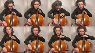 X-Men: The Animated Series for 8 cellos