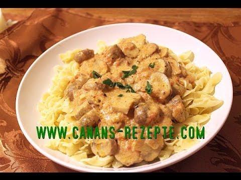 champignon-sosse---für-pasta,-nudeln---vegetarisch,-gesundes-rezept,-soße,-canans-rezepte