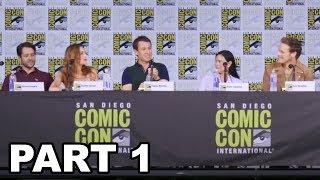 Outlander Panel Comic Con 2017 Part 1