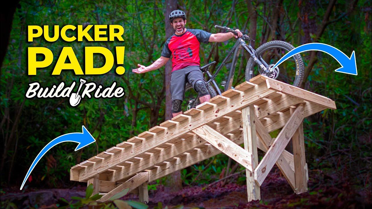 Download Building & Riding the Backyard Pucker Pad!