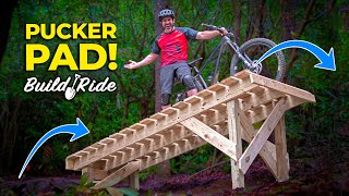 Building & Riding the Backyard Pucker Pad!
