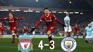 When Liverpool got REVENGE on Manchester City streaming